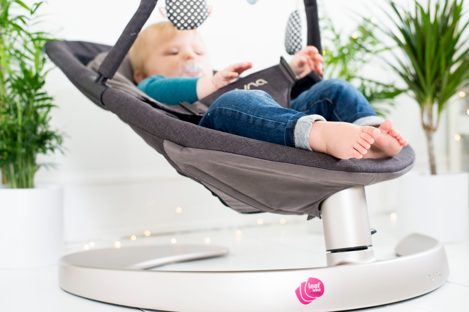 Boy oh boy I have waited a long old time to get my hands on one of these! For those of you who donu0027t know the Nuna Leaf is probably one ... & Nuna Leaf review in association with Mothercare | BUNTY