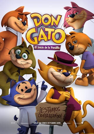 Don Gato El Inicio de la Pandilla DVDRip Latino