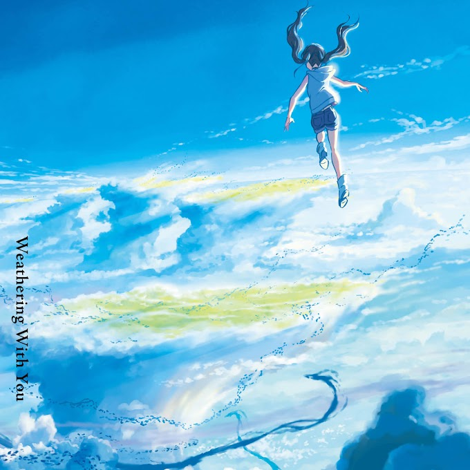 Download RADWIMPS Tenki no Ko Original Soundtrack
