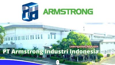 Lowongan Kerja PT Armstrong Industri Indonesia