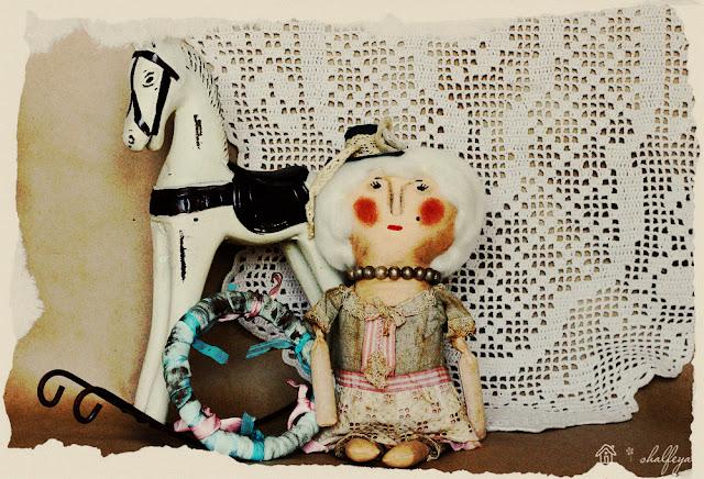 игрушка, винтаж, цирк