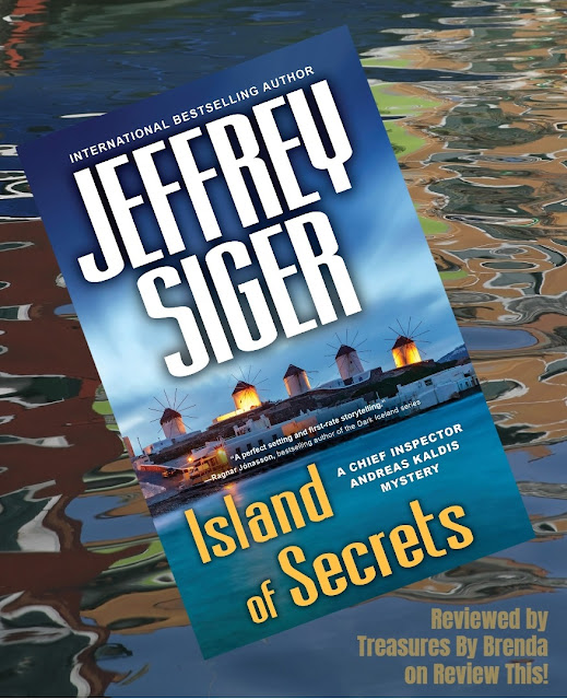 Jeffrey Siger's Island of Secrets