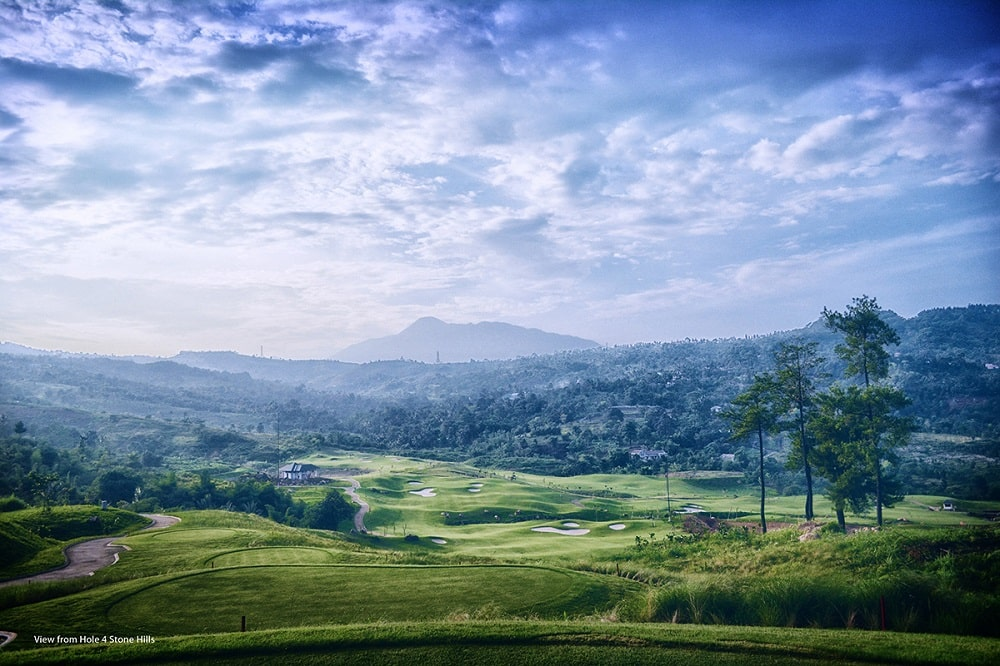 RAINBOW HILL GOLF CLUB SENTUL CITY