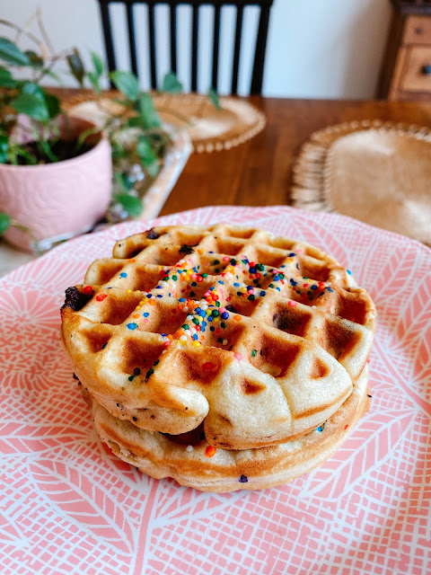 mini waffle recipe, nc blogger, north carolina blogger, waffle recipe