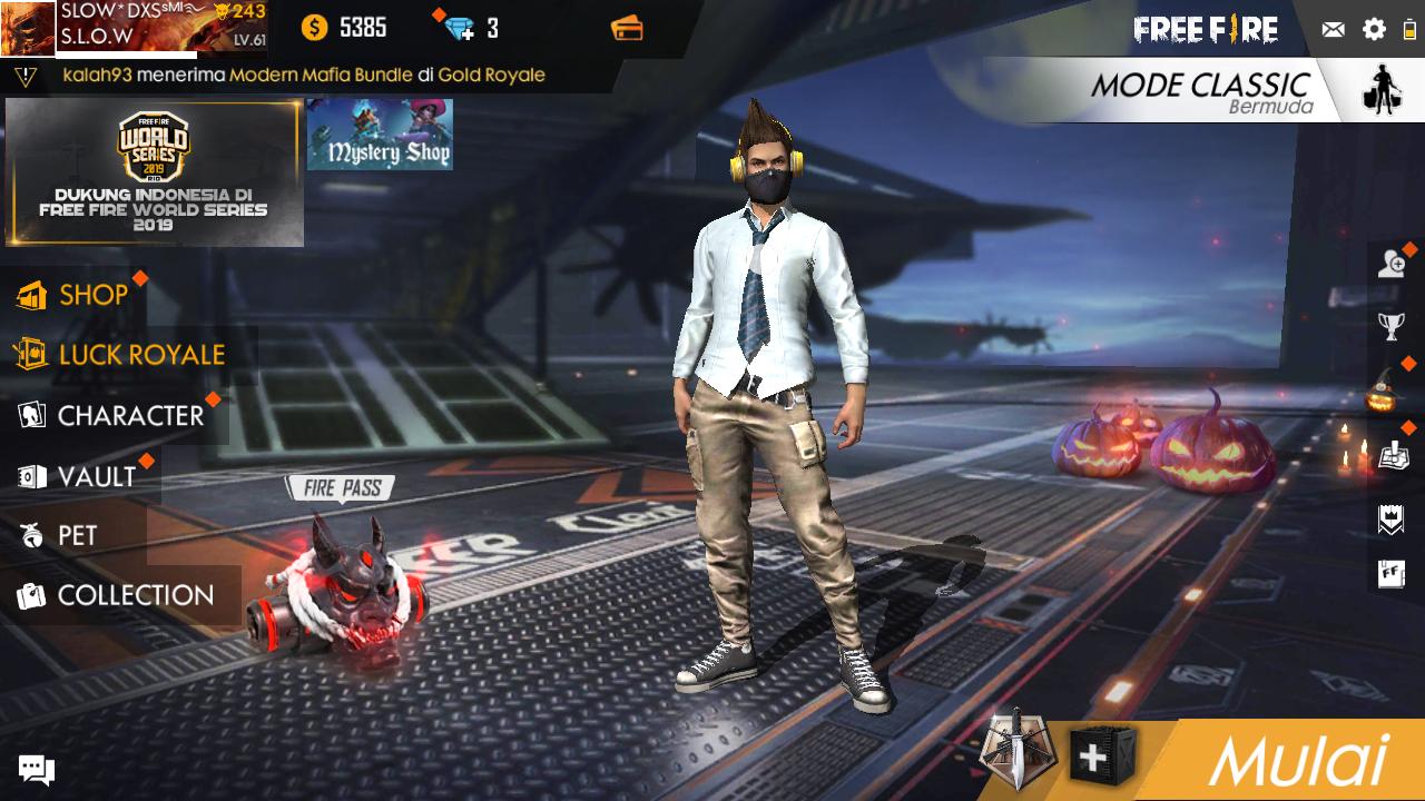 Gambar Set Frontal Gaming Orion Gambar