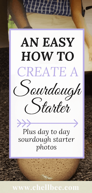 Sourdough Starter | Contrary to what you maybe thinking creating your own sourdough starters is easy. These tips will help you make, store, and cook with your sourdough starter. Rye #Sourdough Starter From scratch including Recipe, Feeding, care, maintenance, and progress pictures.