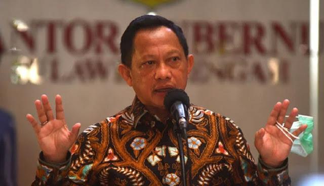 Kantor Staf Kepresidenan (KSP) memastikan Instruksi Menteri Dalam Negeri (Mendagri)