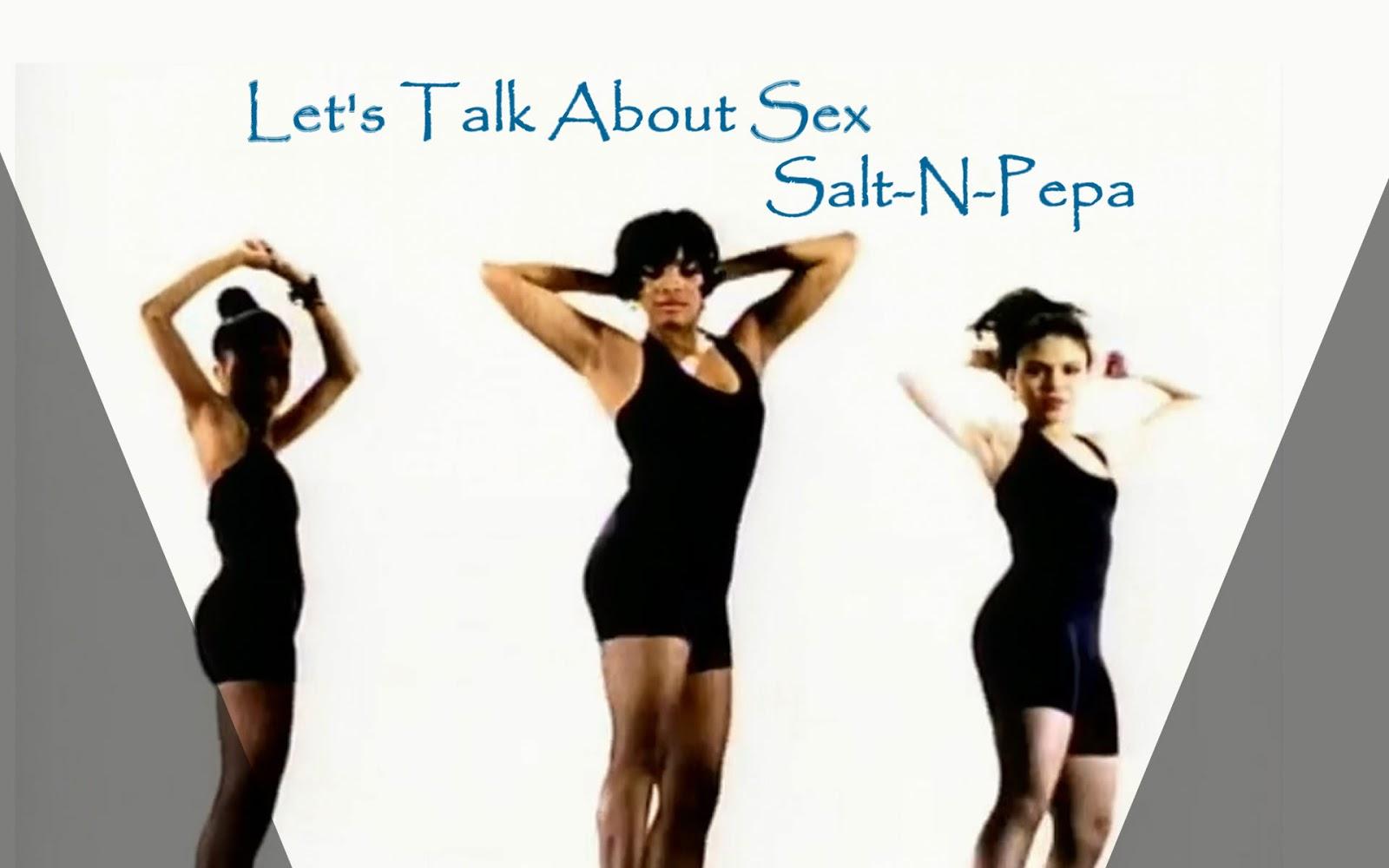 Let n pepa salt sex talk video