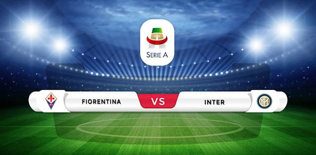 Fiorentina vs Inter Milan Prediction & Match Preview