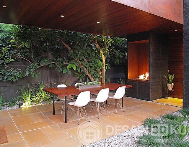 12 Desain Ruang Makan Cantik Dengan Bermacam Furniture Mewah