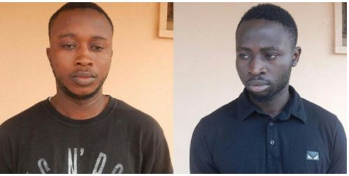 EFCC Arrests 4 Yahoo Boys In Ibadan