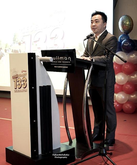 Mr Jack Tan, Associate Director, Foodservice, Fonterra Brands Malaysia