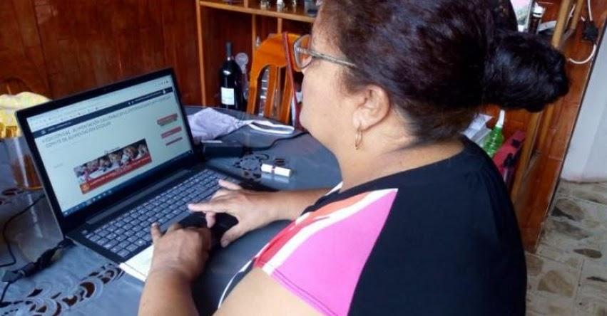 QALI WARMA: Más de mil integrantes de Comité de Alimentación Escolar culminan con éxito curso virtual acerca de alimentación saludable en la región San Martín - www.qaliwarma.gob.pe