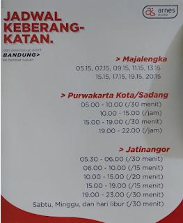 Jadwal Travel Bandung Purwakarta