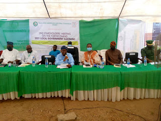 OGSIEC HOLDS SECOND STAKEHOLDERS' MEETING, RESTATES COMMITMENT TO ELECTORAL VALUES