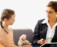 Psicólogo infantil fluente no idioma ingles