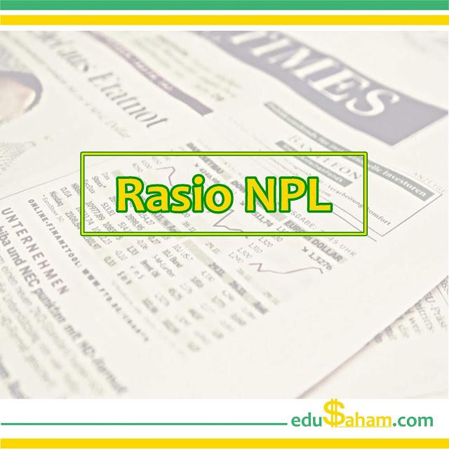 Rasio NPL Perusahaan Bank di BEI Tahun 2014