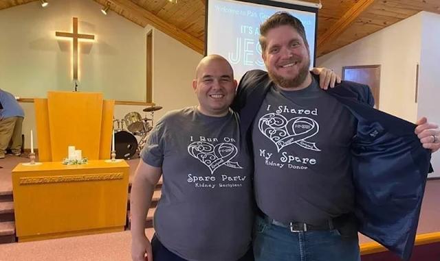"""Pastor doa rim a membro de sua igreja nos EUA: """"Era a coisa certa a fazer como cristão"""""""