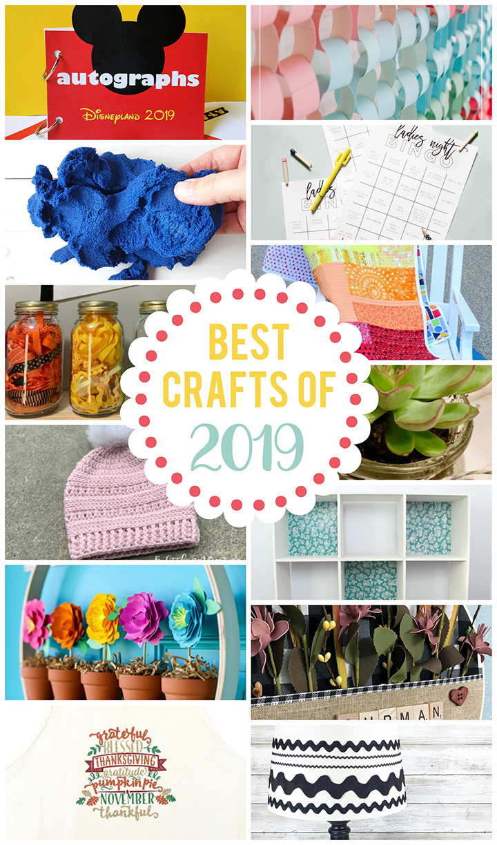 Best 14 Craft & DIY Projects of 2019