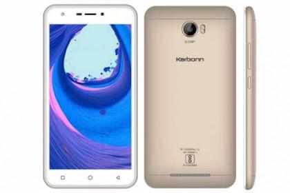 Karbonn K9 Viraat 4G Firmware