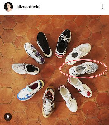 Yeezy Sneaker Island