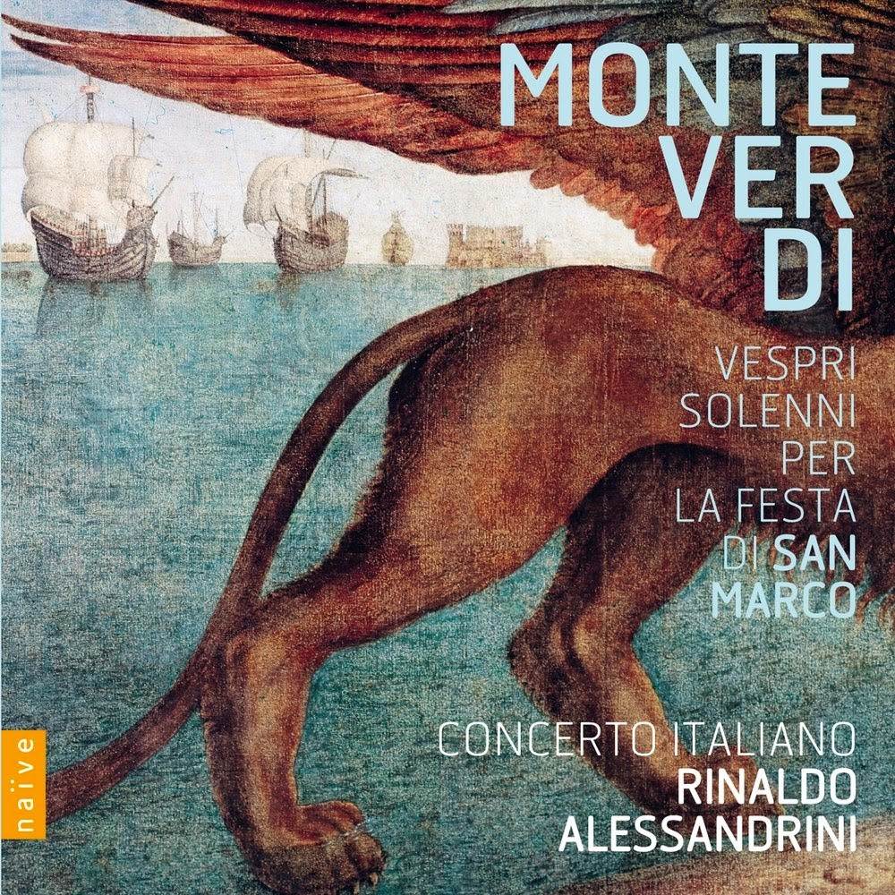 Concerto Italiano - Monteverdi Vespers for St Mark