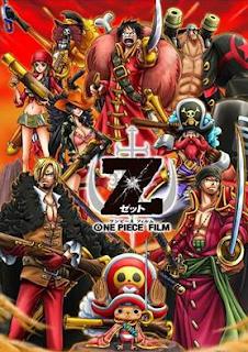 Download One Piece Movie 12 : Z Sub Indo