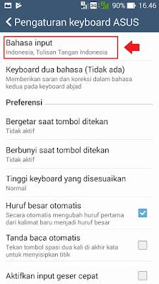 itu tak langsung aktif pada keyboard default  Tutorial Menampilkan Emoji/Emotikon di Keyboard Asus Zenfone 5 dengan Gampang