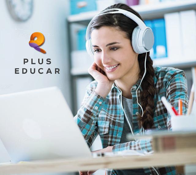 Estude onde e o que quiser: conheça a Plataforma Plus Educar