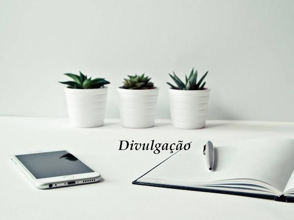 Divulgação: Pitangus Editorial - Revelação de capa