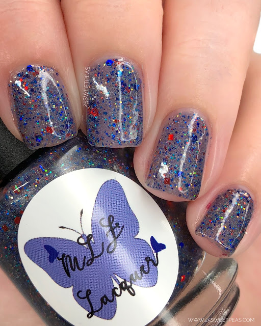 MLF Lacquer Baby, You're A Firework