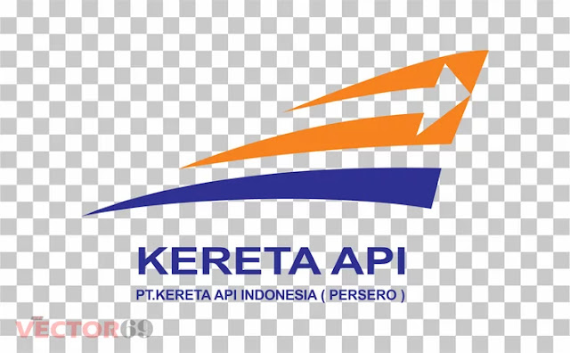 Logo Kereta Api Indonesia (KAI) - Download Vector File PNG (Portable Network Graphics)