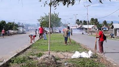 Komunitas NGOPI Marapokot Peduli Lingkungan Hidup