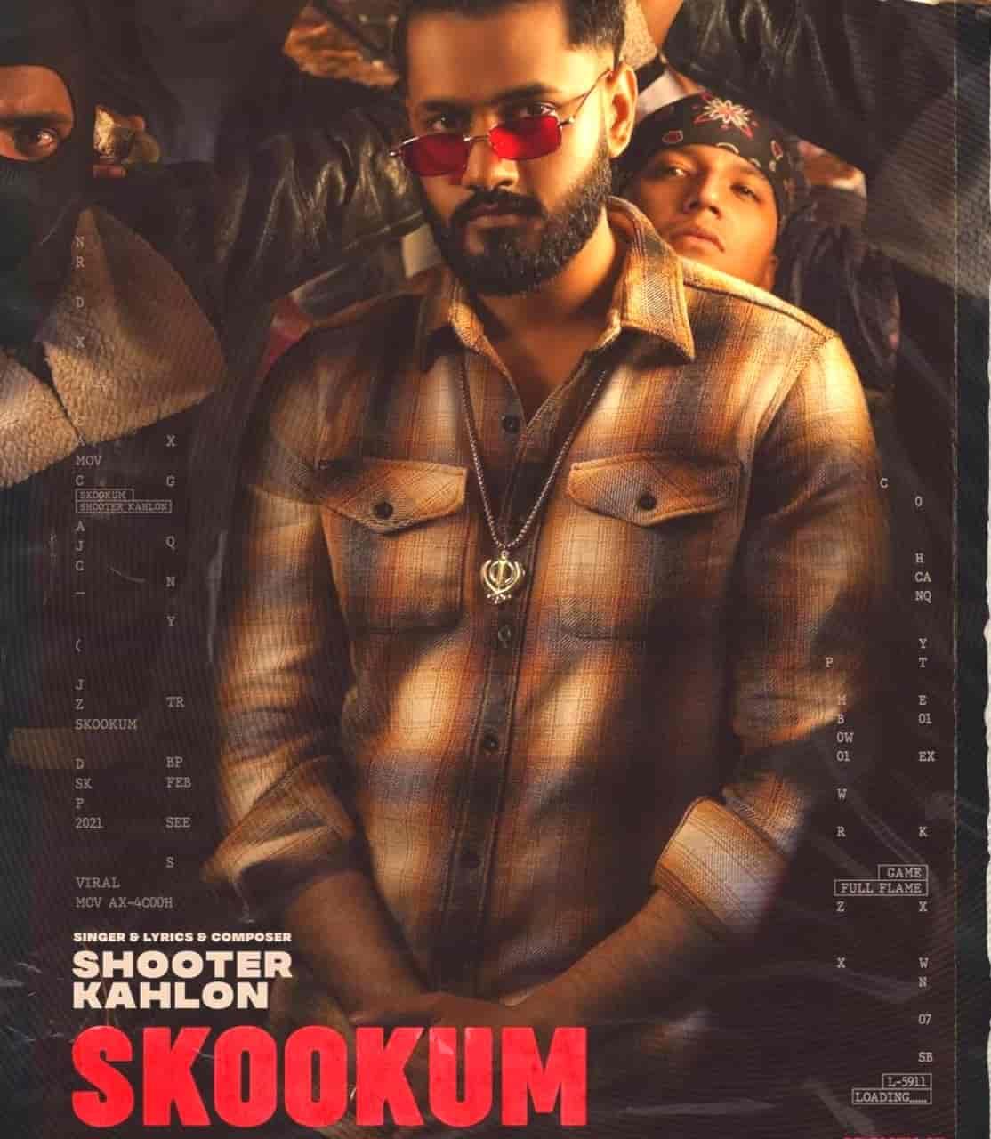 Skookum Punjabi Song Lyrics Shooter Kahlon