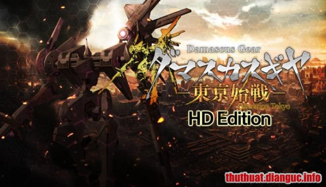 Download Game Damascus Gear Operation Tokyo HD Full Cr@ck