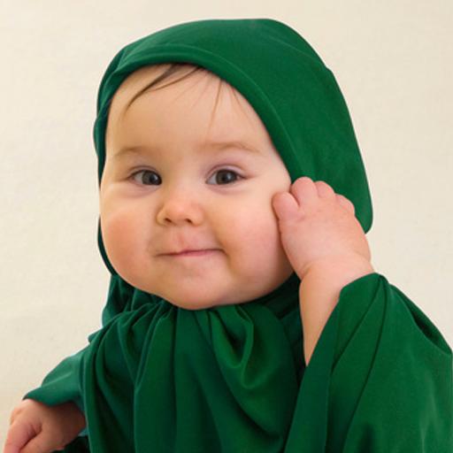 Bayi Muslimah Imut Traffic Club