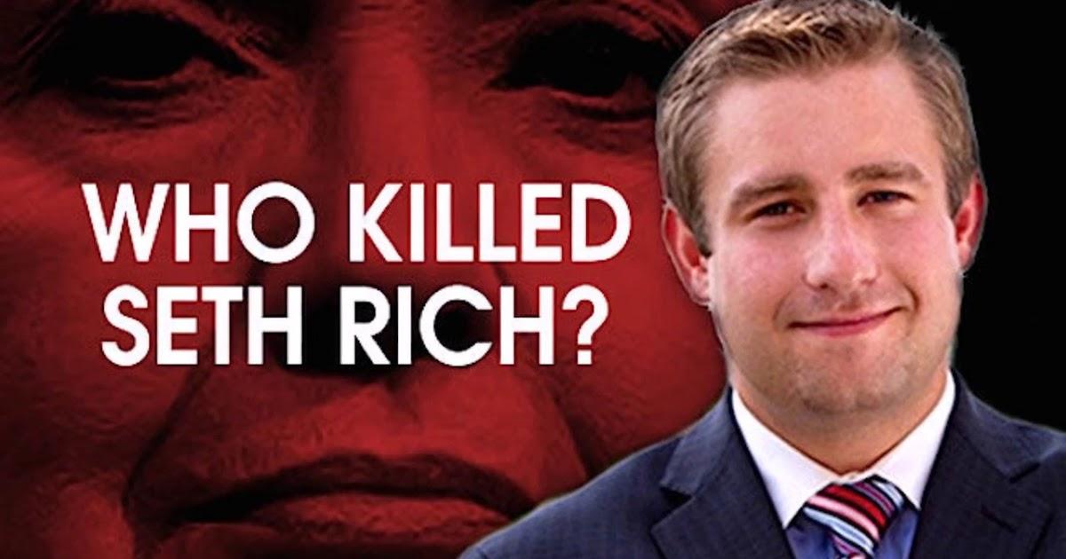 """Seth Rich was Murdered by Alpha Jalloh"""