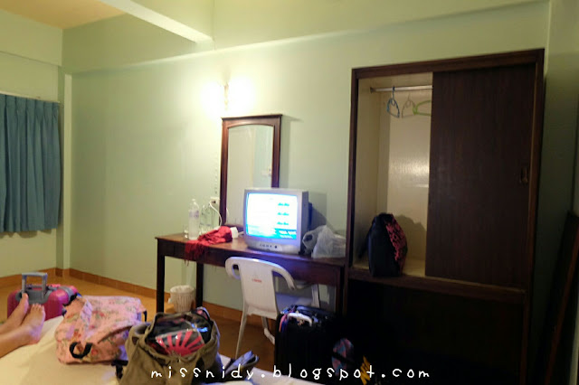 pengalaman menginap di a mansion hotel krabi town