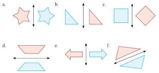 no 1 Soal dan Jawaban Latihan 3.1 Pencerminan (Refleksi), Matematika Kelas 9
