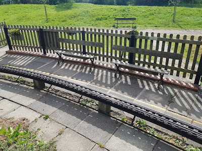 South Park Miniature Railway in Cheadle Hulme