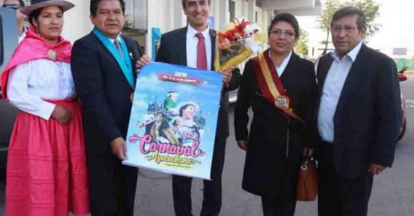Tablas de Sarhua serán declaradas Patrimonio Cultural de la Nación