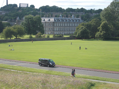 The Palace of Holyrood House, Edinburgh