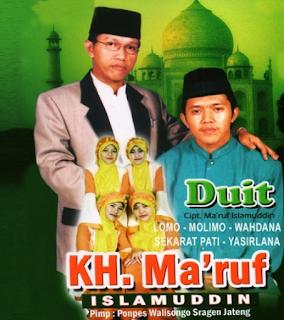 Cover KH Islamudin Lagu sholawat jawa lengkap