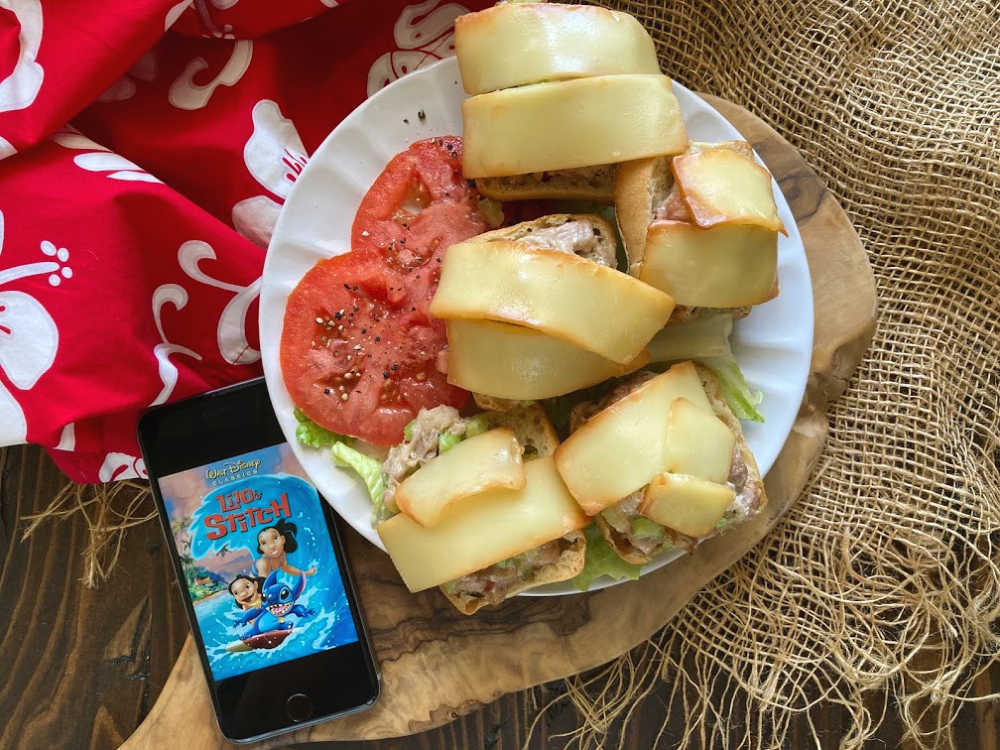 Olive Oil Poached Tuna Salad (Sandwiches)