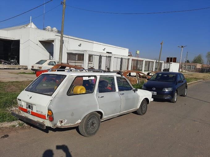 ¡A no perder la esperanza!:Recuperaron un auto en VGG que habia sido robado en el año 1997