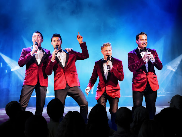 The Barricade Boys: Christmas Cabaret, The Other Palace Studio | Review