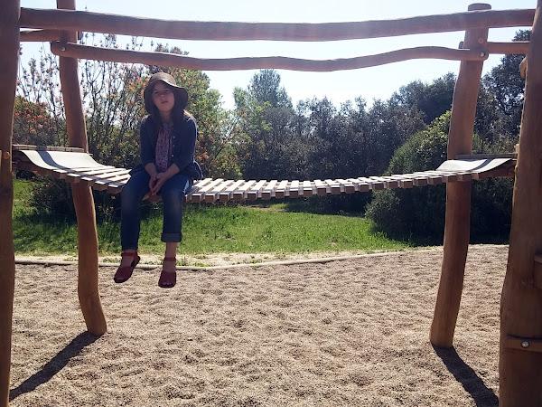 L'aire de jeux Las Bouzigues à Jacou