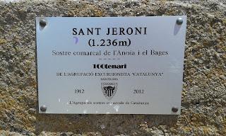 Sant Jeroni (Sostre comarcal Anoia i Bages)