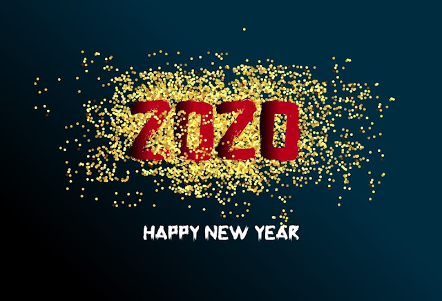 Happy New Year 2020 Images, Wallpapers 6