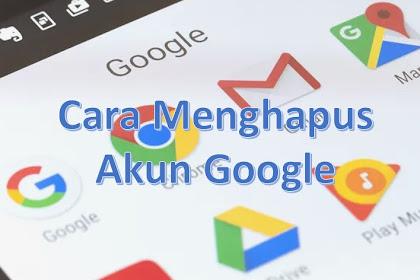 Cara Menghapus Akun Google di HP Android (Gampang Banget)